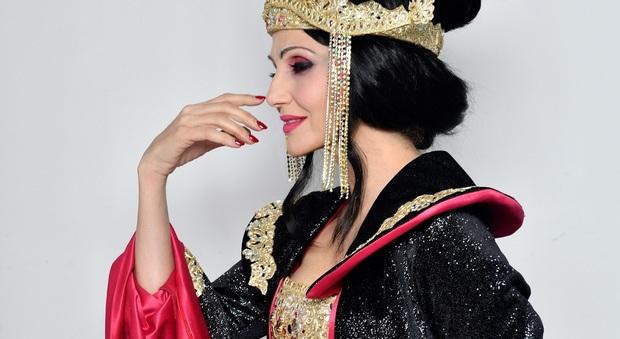 Lorella Cuccarini porta in scena una splendida Turandot